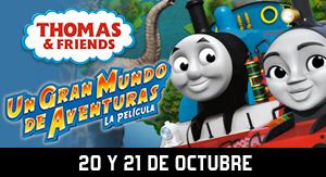 Thomas and Friends un gran mundo de aventuras