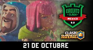 LVP: Final Torneo Nacional Clash Royale