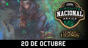 LVP: Final Torneo Nacional  League of Legends