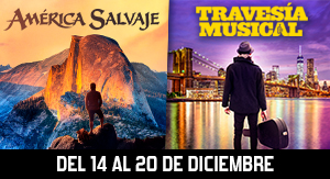 Parques Nacionales y Travesía Musical