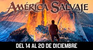 Parques Nacionales, Aventura América Salvaje