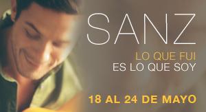 Alejandro Sanz, lo que fui es lo que soy