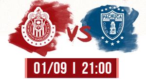 Chivas vs Pachuca