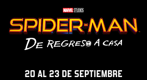 Marvel10: Spider man de regreso a casa