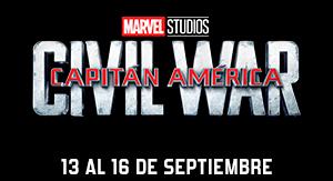 Marvel10: Capitán América Civil War