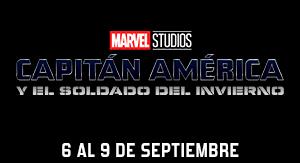 Marvel10: Capitán América soldado del invierno
