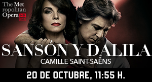 METNY: Sansón y Dalila