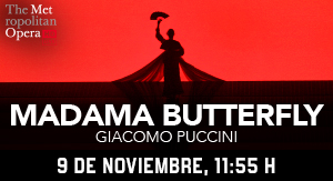 MET NY Madama Butterfly (Puccini)