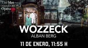MET NY Wozzeck (Berg)