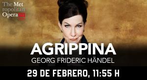 MET NY Agrippina (Handel)