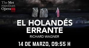 MET NY El Holandés Errante (Wagner)