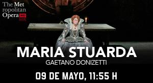 MET NY Maria Stuarda (Domizetti)