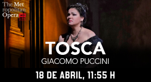 MET NY Tosca (Puccini)