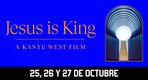 Jesus is King: Kanye West