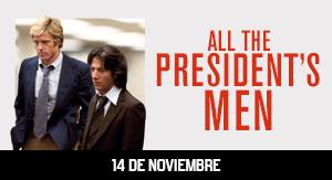 All the President´s Men