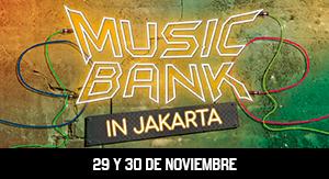 Music Bank In Jakarta