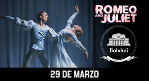 Bolshoi Romeo and Juliet