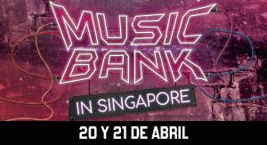 Music Bank Singapur
