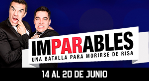 Imparables: El show