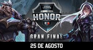 Gran Final División de Honor Clausura 2019