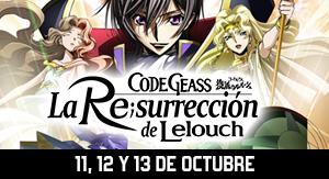CODE GEASS: La resurrección de Lelouch