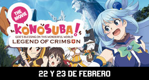 Konosuba: Legend of Crimson The Movie