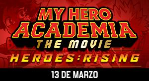 My Hero Academy: Heroes Rising