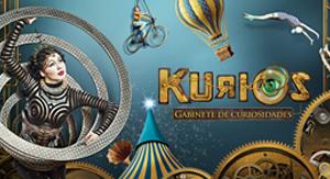 Cirque Du Soleil: Kurios Gabinete de Curiosidades