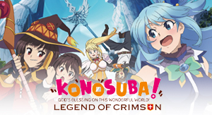 Konosuba: Legend of Crimson