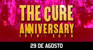 The Cure: Aniversario en vivo en Hyde Park