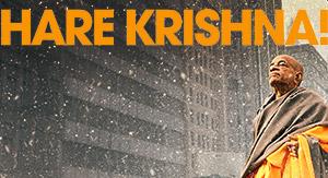 Hare Krishna: El Swami que lo comenzó todo