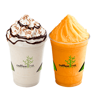 Smoothies y frappés