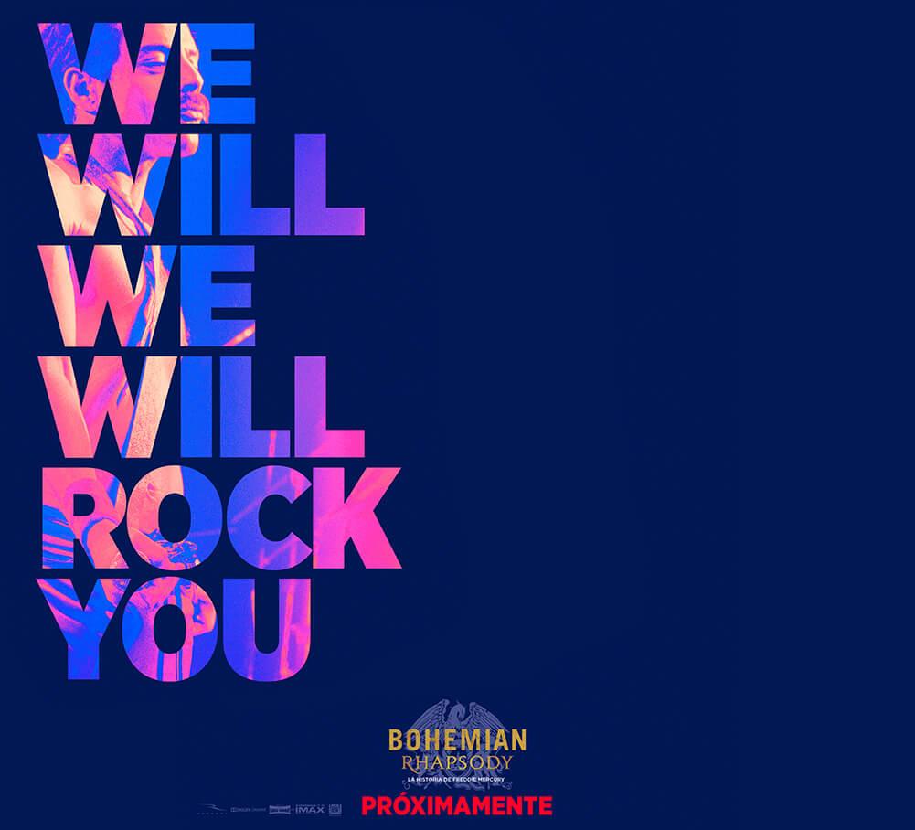 Bohemian Rhapsody, La Historia de Freddie Mercury Contenido especial 8 | Garantía Cinépolis