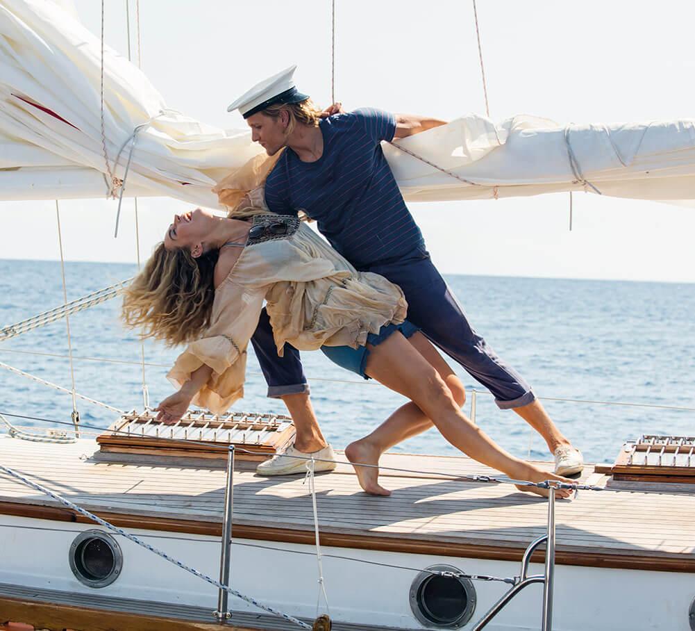 Mamma Mia! Vamos Otra Vez Contenido especial 4 | Garantía Cinépolis
