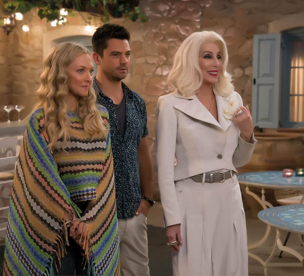 Mamma Mia! Vamos Otra Vez Contenido especial 7 | Garantía Cinépolis