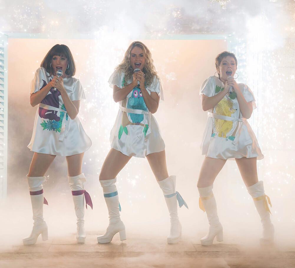 Mamma Mia! Vamos Otra Vez Contenido especial 10 | Garantía Cinépolis
