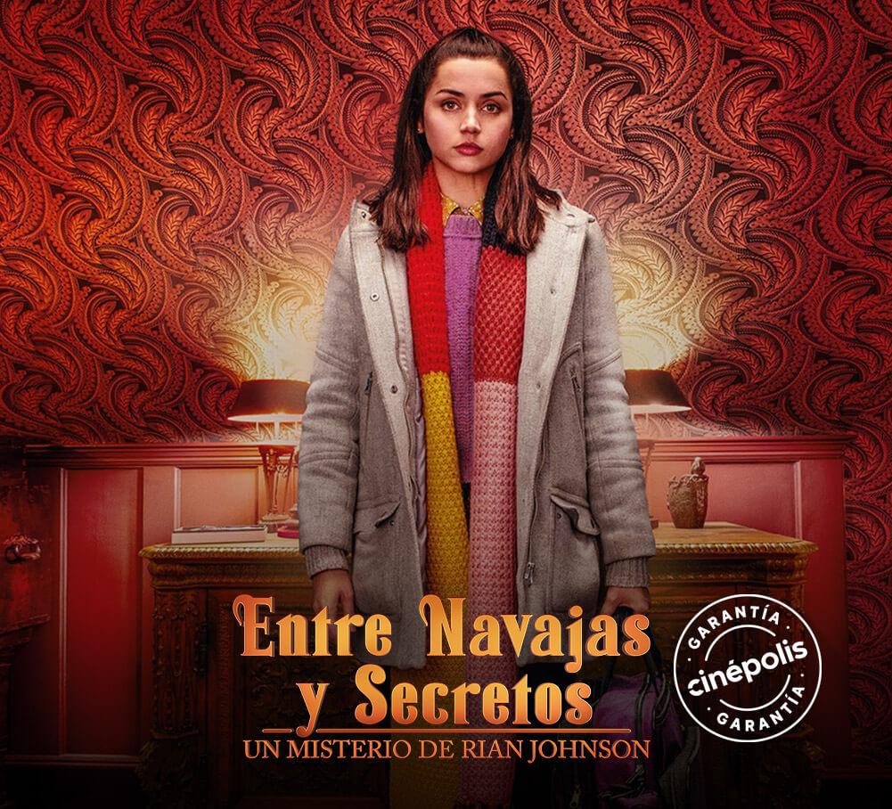 Entre Navajas y Secretos Contenido especial 2 | Garantía Cinépolis