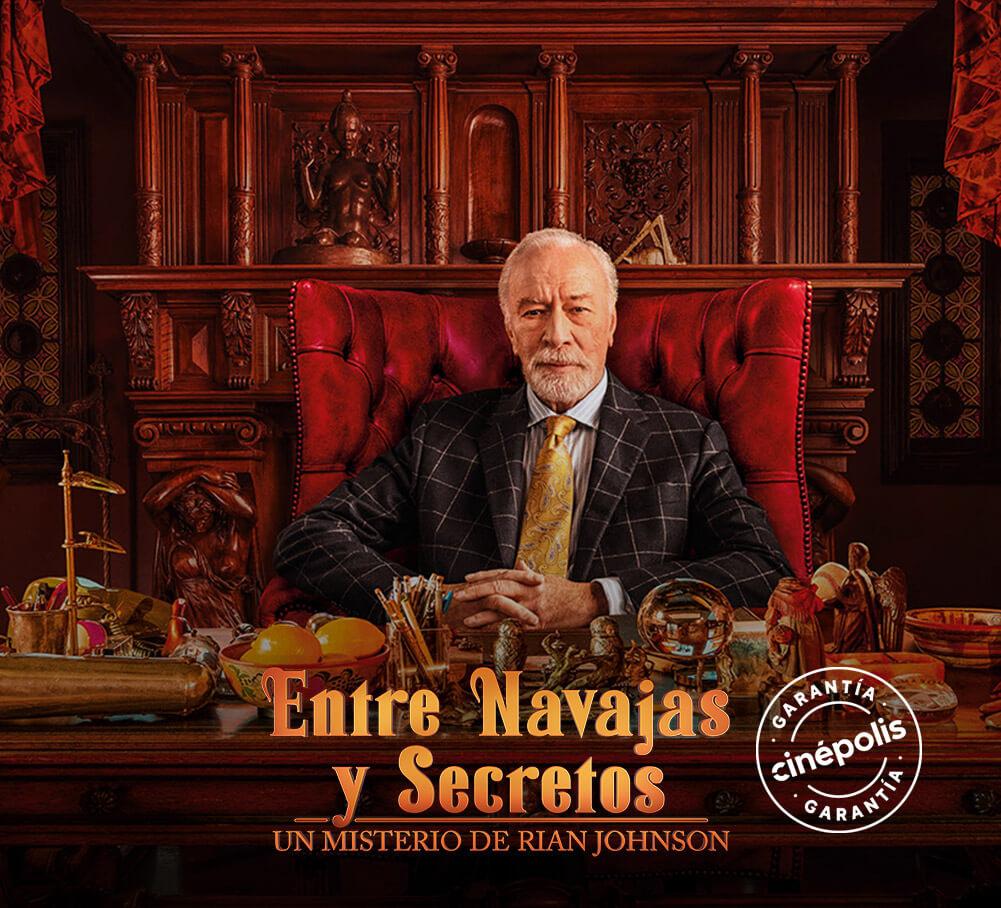 Entre Navajas y Secretos Contenido especial 3 | Garantía Cinépolis