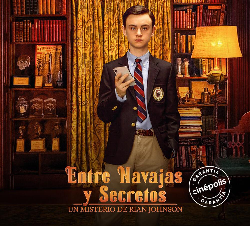 Entre Navajas y Secretos Contenido especial 5 | Garantía Cinépolis