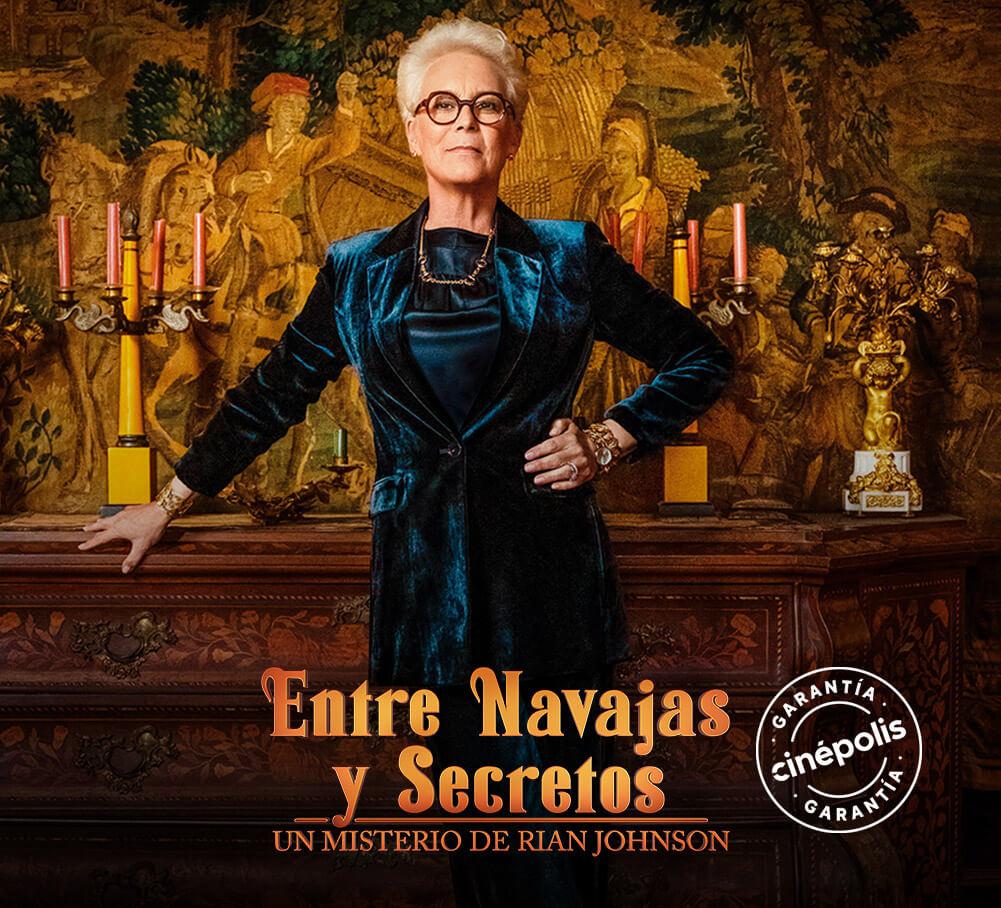 Entre Navajas y Secretos Contenido especial 6 | Garantía Cinépolis