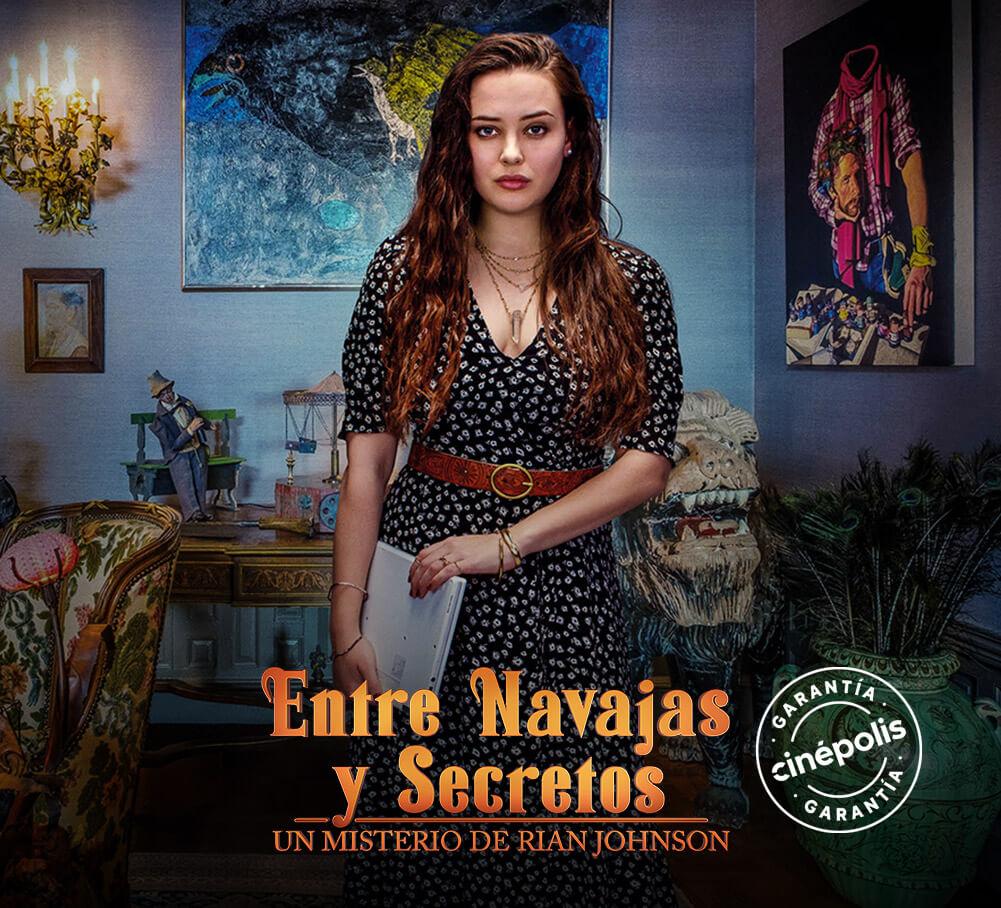 Entre Navajas y Secretos Contenido especial 7 | Garantía Cinépolis