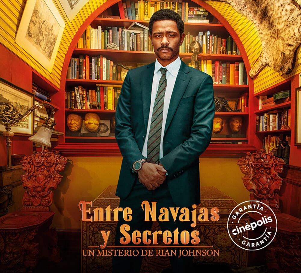 Entre Navajas y Secretos Contenido especial 8 | Garantía Cinépolis