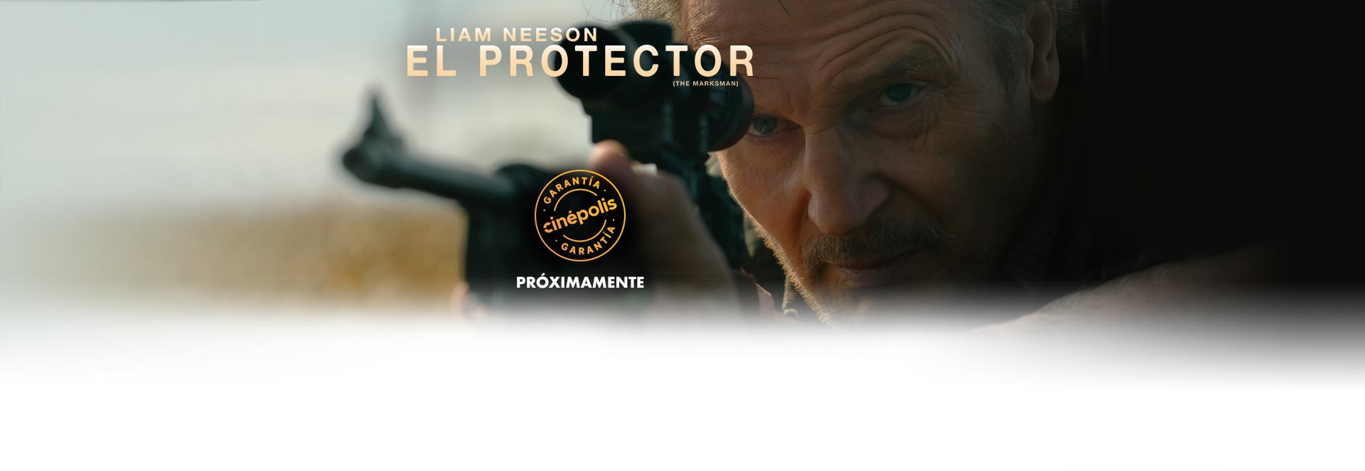 Banner El Protector | Garantía Cinépolis