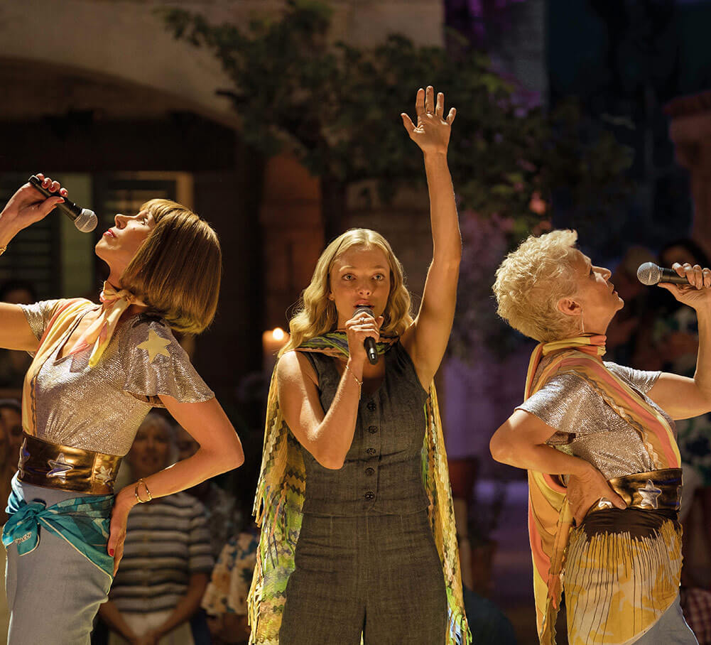 Mamma mia! Vamos otra vez Contenido especial 6 | Garantía Cinépolis