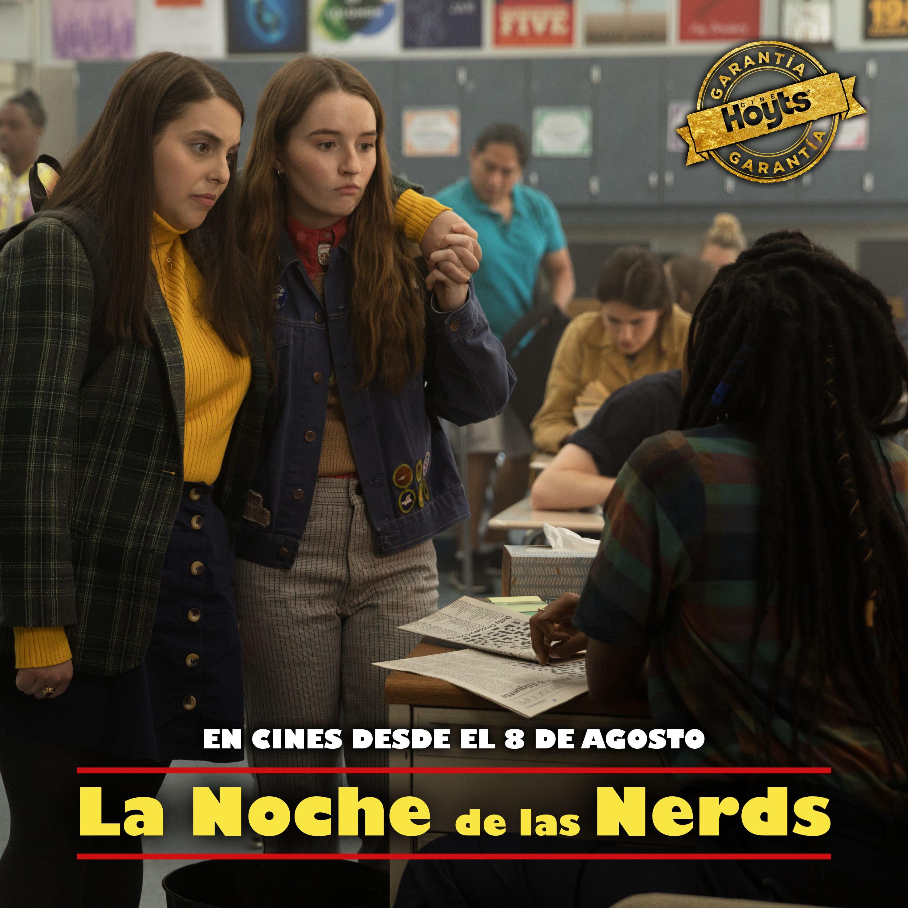LA NOCHE DE LAS NERDS Contenido especial 3 | Garantía Cinépolis