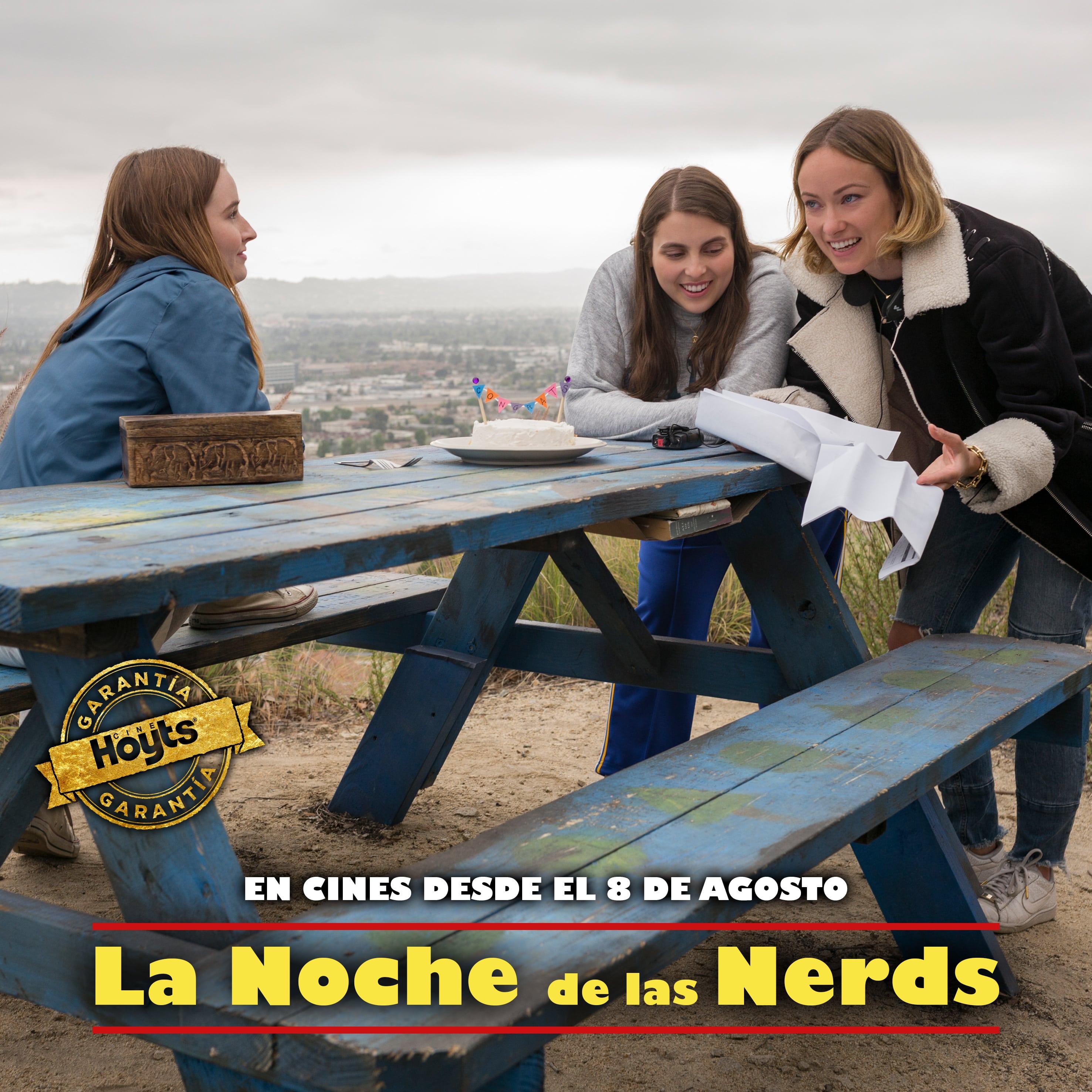LA NOCHE DE LAS NERDS Contenido especial 4 | Garantía Cinépolis