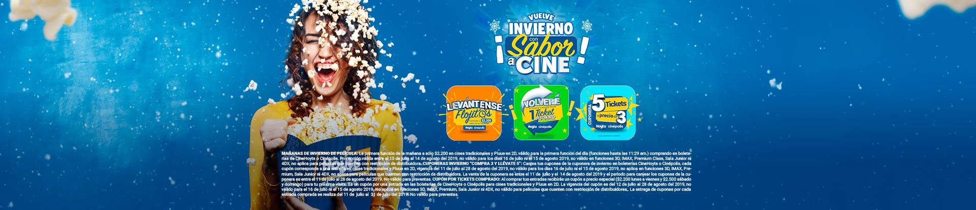 Promo Invierno