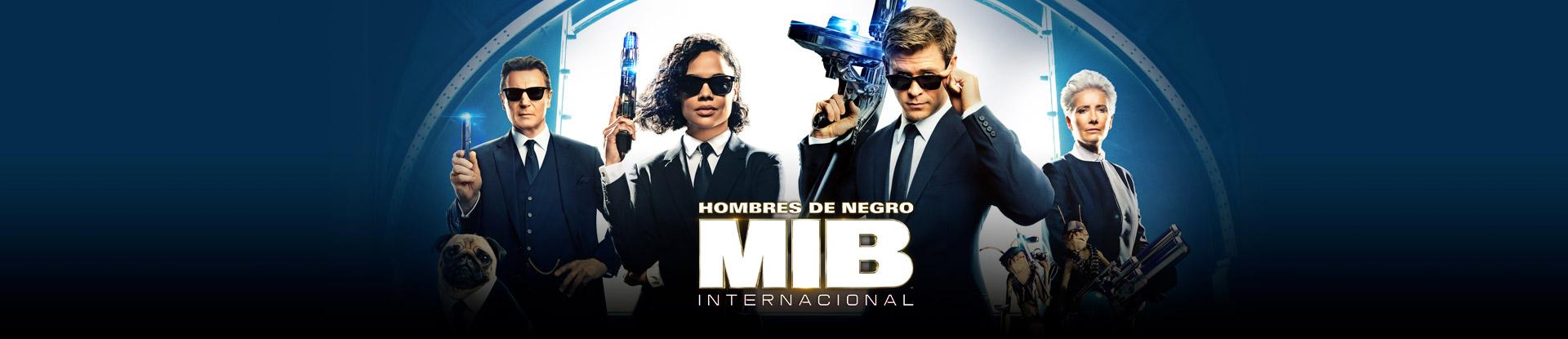 Hombres de Negro Internacional