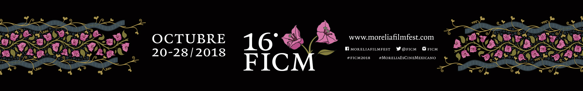16° Festival Internacional de Cine de Morelia