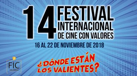 14 Festival Internacional de Cine con Valores